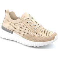 Scarpe Donna Sneakers basse Grunland SC4906 Beige