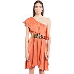 Abbigliamento Donna Abiti corti Denny Rose 011ND15020 Arancio