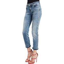 Abbigliamento Donna Jeans slim Denny Rose 011ND26009 Blu