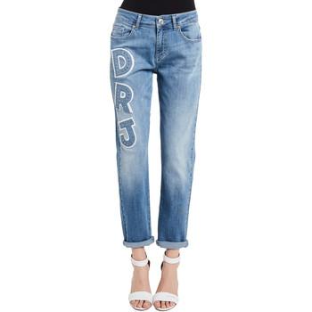 Abbigliamento Donna Jeans Denny Rose 011ND26013 Blu