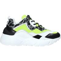 Scarpe Donna Sneakers Steve Madden SMPANTONIA-NYEL Giallo