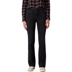 Abbigliamento Donna Jeans bootcut Wrangler W233JK45A Nero