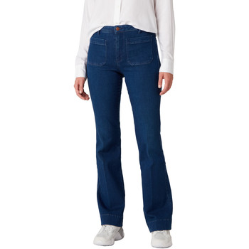 Abbigliamento Donna Jeans Wrangler W233JN69F Blu