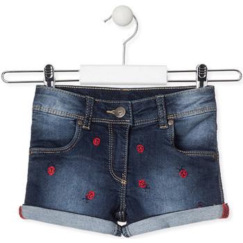 Abbigliamento Unisex bambino Shorts / Bermuda Losan 016-6010AL Blu