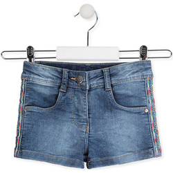 Abbigliamento Unisex bambino Shorts / Bermuda Losan 016-6022AL Blu