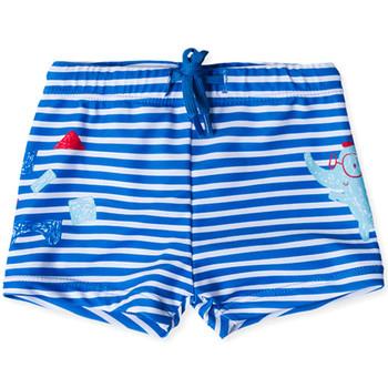 Abbigliamento Unisex bambino Costume / Bermuda da spiaggia Losan 017-4000AL Blu