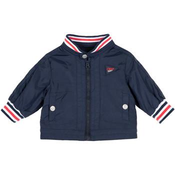 Abbigliamento Unisex bambino giacca a vento Chicco 09087485000000 Blu