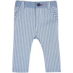 Abbigliamento Unisex bambino Pantaloni morbidi / Pantaloni alla zuava Chicco 09008111000000 Blu