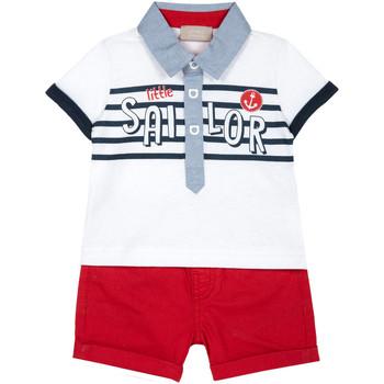 Abbigliamento Unisex bambino Completo Chicco 09076394000000 Bianco