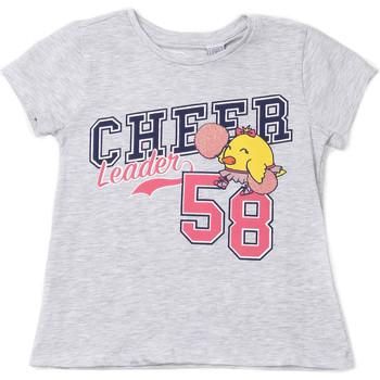 Abbigliamento Unisex bambino T-shirt maniche corte Chicco 09006955000000 Grigio