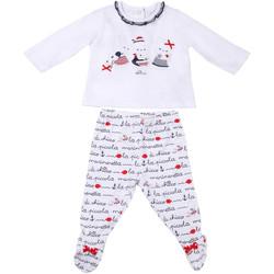 Abbigliamento Unisex bambino Completo Chicco 09076457000000 Bianco