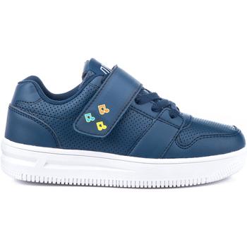 Scarpe Unisex bambino Sneakers basse Lumberjack SB81211 001 V66 Blu
