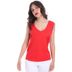 Abbigliamento Donna Top / Blusa Gaudi 011FD64008 Rosso