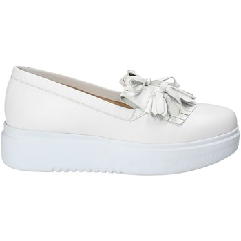 Scarpe Donna Slip on Exton E01 Bianco
