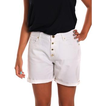 Abbigliamento Donna Shorts / Bermuda Gaudi 811BD25015 Bianco