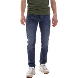 Abbigliamento Uomo Jeans dritti Sseinse PJE622SS Blu