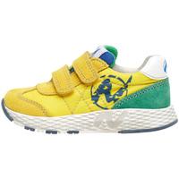 Scarpe Unisex bambino Sneakers basse Naturino 2014904 01 Giallo