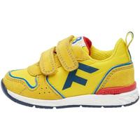 Scarpe Unisex bambino Sneakers basse Falcotto 2014924 01 Giallo