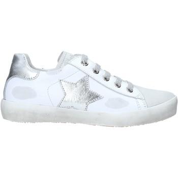 Scarpe Unisex bambino Sneakers alte Naturino 2014752 02 Bianco