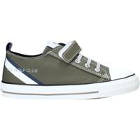 Scarpe Unisex bambino Sneakers basse U.s. Golf S20-SUK608 Verde