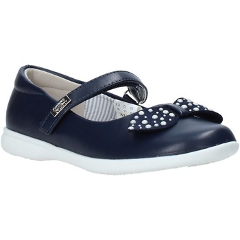 Scarpe Unisex bambino Ballerine Miss Sixty S20-SMS701 Blu