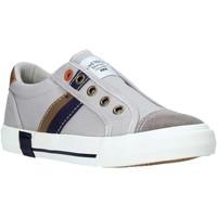 Scarpe Unisex bambino Sneakers basse Fred Mello S20-SFK305 Grigio