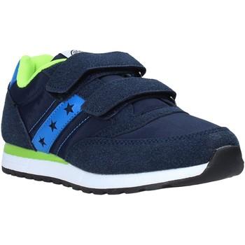 Scarpe Bambino Sneakers basse Fred Mello S20-SFK315 Blu