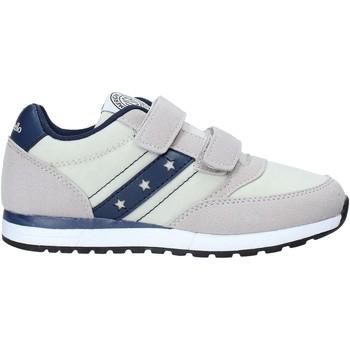 Scarpe Unisex bambino Sneakers basse Fred Mello S20-SFK315 Grigio