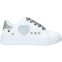 Scarpe Unisex bambino Sneakers basse Joli JS0068S Bianco