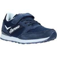 Scarpe Unisex bambino Sneakers basse Ellesse ES0008S Blu