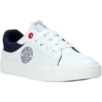 Scarpe Unisex bambino Sneakers basse Fred Mello S20-SFK306 Bianco