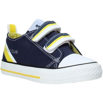 Scarpe Bambino Sneakers basse U.s. Golf S20-SUK607 Blu