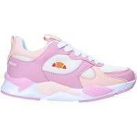 Scarpe Unisex bambino Sneakers basse Ellesse ES0007S Rosa