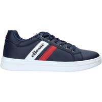 Scarpe Unisex bambino Sneakers basse Ellesse ES0017S Blu
