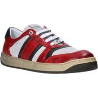 Scarpe Uomo Sneakers basse Exton 310 Rosso