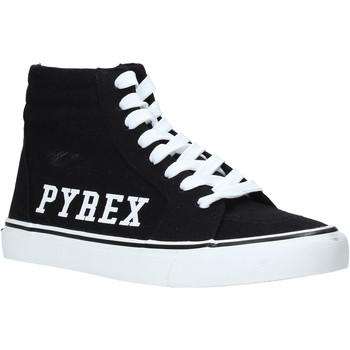 Scarpe Donna Sneakers alte Pyrex PY020226 Nero