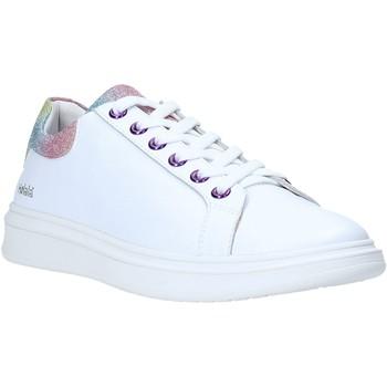 Scarpe Unisex bambino Sneakers basse Holalà HS0066L Bianco