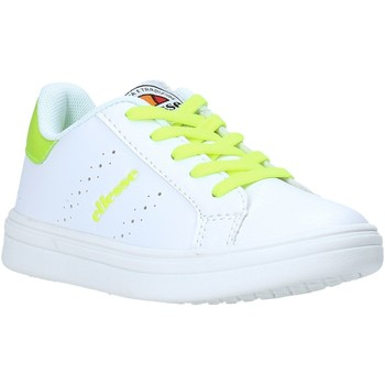 Scarpe Unisex bambino Sneakers basse Ellesse ES0014S Bianco