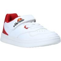 Scarpe Unisex bambino Sneakers basse Ellesse ES0018S Bianco