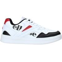Scarpe Unisex bambino Sneakers basse Ellesse ES0020S Bianco