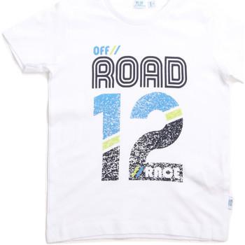 Abbigliamento Unisex bambino T-shirt maniche corte Melby 70E5544 Bianco