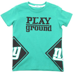 Abbigliamento Unisex bambino T-shirt maniche corte Melby 70E5544 Verde