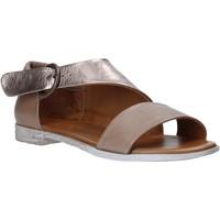 Scarpe Donna Sandali Bueno Shoes 9N5034 Grigio