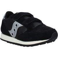 Scarpe Unisex bambino Sneakers basse Saucony SK262124 Nero