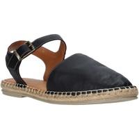 Scarpe Donna Sandali Bueno Shoes 9J322 Nero