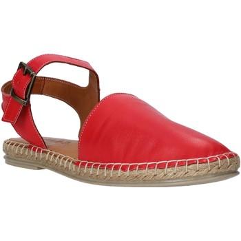 Scarpe Donna Sandali Bueno Shoes 9J322 Rosso