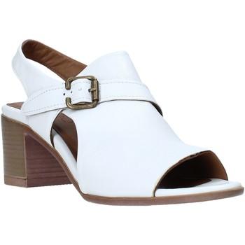 Scarpe Donna Sandali Bueno Shoes 9L102 Bianco