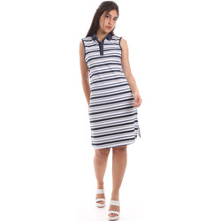 Abbigliamento Donna Abiti corti Ea7 Emporio Armani 3HTA58 TJI3Z Blu