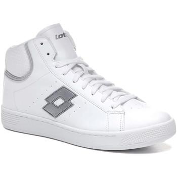 Scarpe Donna Sneakers alte Lotto 212080 Bianco