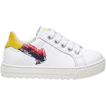 Scarpe Unisex bambino Sneakers basse Naturino 2014868 01 Bianco